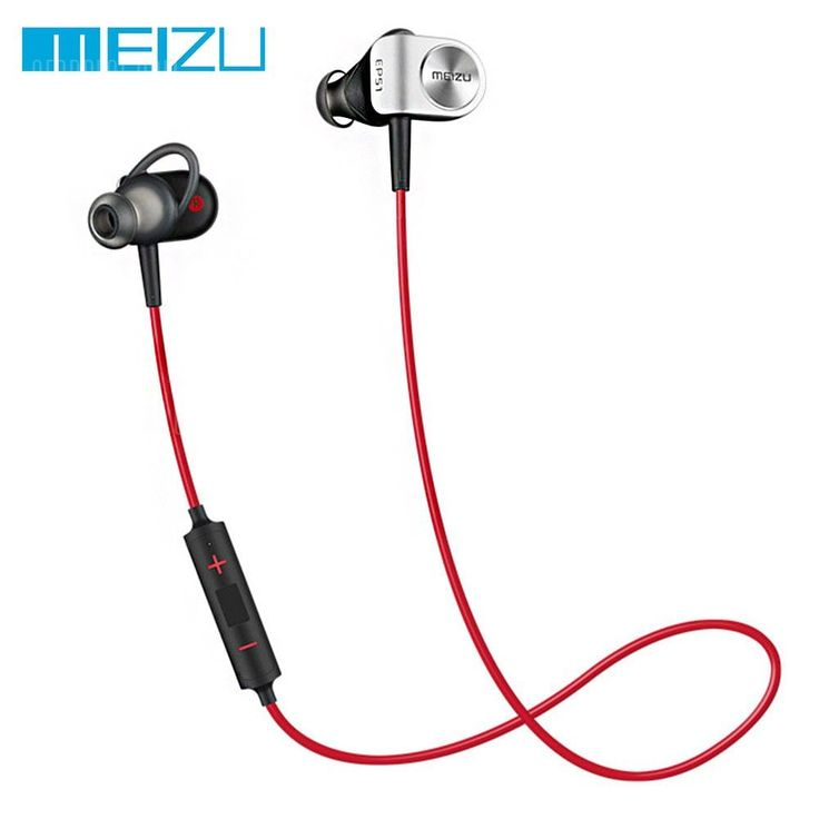 🏷️🐼 Original Meizu EP51 Bluetooth HiFi Sports Earbuds-RED WITH BLACK - 16.16€ #BonsPlans, #Deals, #Discount, #Gearbest, #MEIZU, #Promotions, #Réduc ➡️ https://www.chinatech.fr/bons-plans/original-meizu-ep51-bluetooth-hifi-sports-earbuds-red-with-black-16-16e-8/  Original Meizu product, guaranteed quality. With magnetic design, very convenient to store while not use. Most noteworthy, it is built-in apt-X digital audio compression algorithm technology, ensures cr