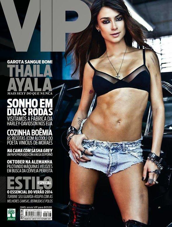 Thaila Ayala - VIP