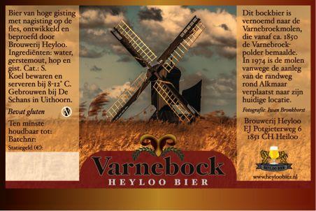 Varnebock / Het vierde Heyloo Bier is een bockbier. Het is een bock in de Duitse traditie met gebruik van veel Münichmout van een Duitse mouterij, Hallertauer hop, Saaz hop en een Duitse gist. Resultaat: een roodbruin gekleurd bier met een mooie schuimkraag, een volle smaak met tonen van caramel en chocolade, een zoetje en een bittertje en een stevige afdronk. Zoals dat hoort bij een bockbier worden er geen kruiden gebruikt. Een heerlijk, donker bier voor de donkere tijden van het jaar! Het…