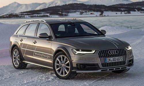 #Audi #A6Allroad. Un véhicule qui impressionne par son assurance et qui saura vous révéler toute sa puissance.