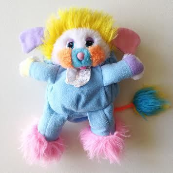 Image of Popples Peluche Vintage