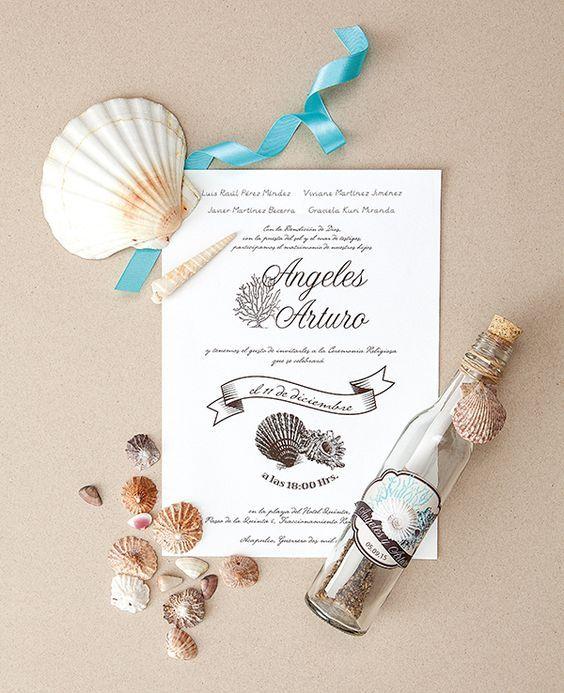 8 invitaciones de boda para sorprender a tus invitados - Lo básico - NUPCIAS Magazine: