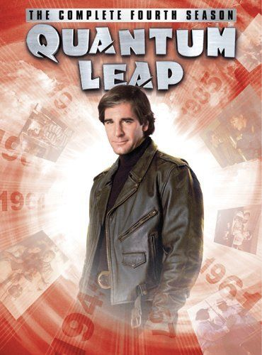 """With Scott Bakula, Dean Stockwell, Deborah Pratt, Dennis Wolfberg. Scientist Sam Beckett finds himself trapped in time--""""leaping"""" into the body of a different person in a different time period each week."""