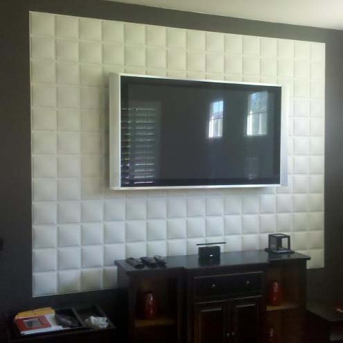 Wallart Decorative Interior 3d Wall Panels Textured