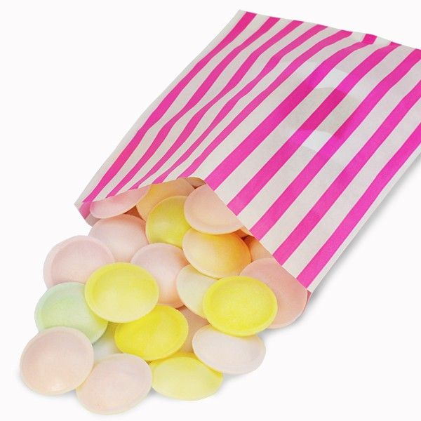 Flying Saucers Sweet Bag