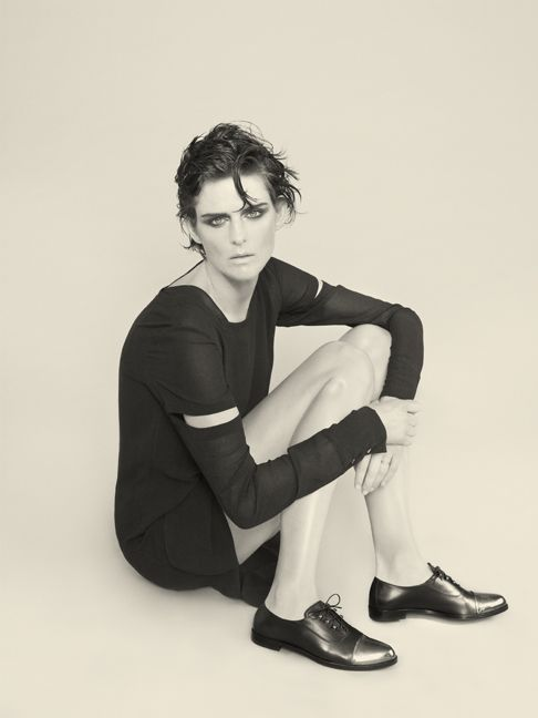 Стелла Теннант в кампании Attilio Giusti Leombruni - Новости - Vogue Daily - Журнал VOGUE