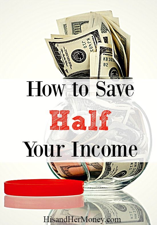 One of the key strategies that we personally used to get out of debt, was to live on half of our income. We used one half of our income to live on, and the other half to get out of debt.  To you that may seem like an extreme, maybe even impossible feat, to try and accomplish. However, the truth is that it's not as far-fetched of an idea as you may think. Find out more.