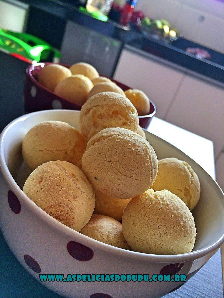 Pão de Batata baroa/mandioquinha com alecrim (sem leite/sem farinha) - As delícias do Dudu