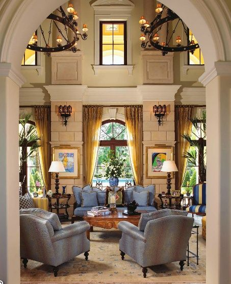 Great Room Decorating Ideas: 17 Best Ideas About Family Room Chandelier On Pinterest