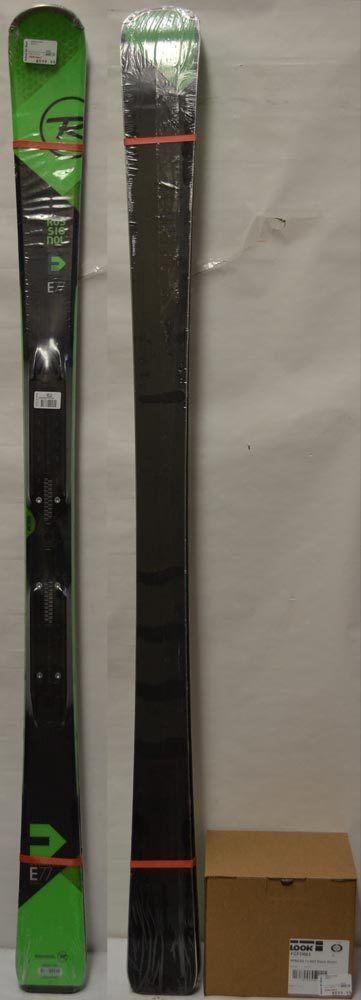 16 / 17 Rossignol Experience 77 Mens Skis  152 cm w/ Bindings NEW