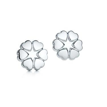 My favorite jewelry, Tiffany Paloma Picasso Earrings Tiffany Crown Of Hearts Earrings