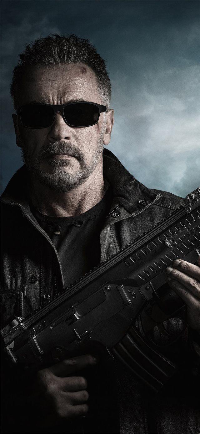 Arnold Schwarzenegger In Terminator Dark Fate 4k Iphone X Wallpapers Free Download Terminator Arnold Schwarzenegger Terminator Movies