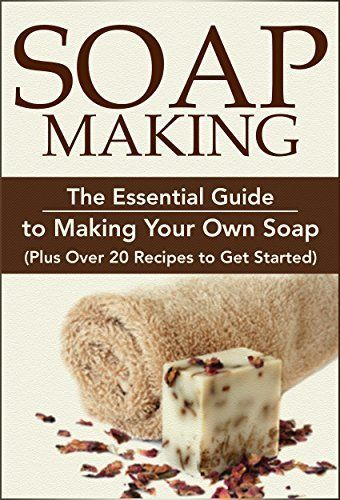 Now $2.99 Soap Making:: The Essential Guide to Making Your Own Soap (Plus Over 20 Recipes to Get Started): Soap Making Books, Soap Making for Beginners, Soap Making ... Series, DIY Soap Making, Chakra Book 1) by Christina Stone, http://www.amazon.com/dp/B00P16NVYK/ref=cm_sw_r_pi_dp_S4syub03Z5APD