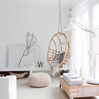 Hello, hanging chair!