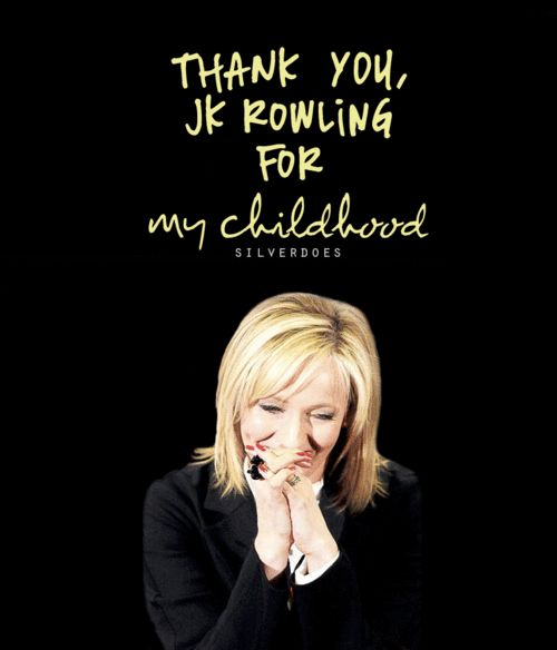 """Thank you to us is so small, but to an author it means a world... If you have the opportunity to go to a book signing or book talk, take a minute to say """"Thank You""""."""