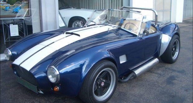 1980 Pilgrim 'Cobra' Replica  - SUMO MK2