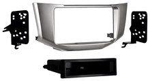 Metra - Dash Kit for Select 2004-2006 Lexus RX330/RX350/ 400H - Silver, 99-8159S