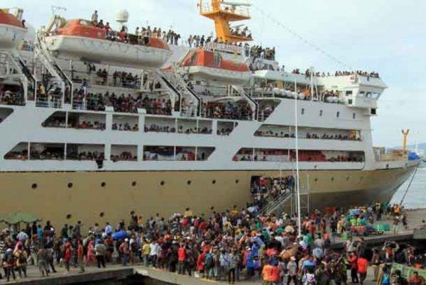 Tujuh kapal Pelni siap angkut pemudik Lebaran