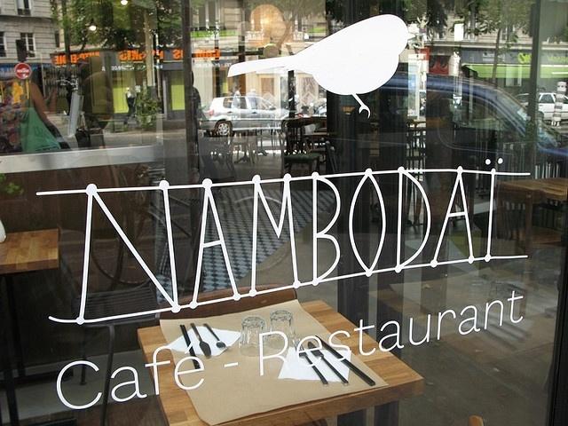 Nambodaï : le restaurant thaï bobo, Paris 11ème