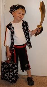 Image result for pirate costume DIY