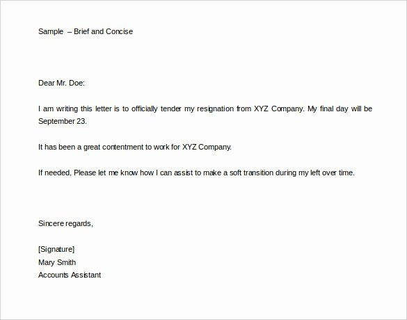 Sample Of Two Weeks Notice Letter Inspirational 34 Two Weeks Notice Letter Templates Pdf Google Docs Letter Template Word Two Weeks Notice Lettering