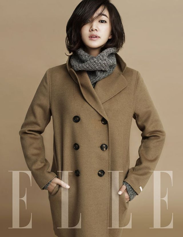 Elle Korea's October Issue Is Crowded With Stars: Soo Ae, Jo Jung Seok, Park Jin Hee, Miss A, & Kim Yoon Hye (UPDATED)