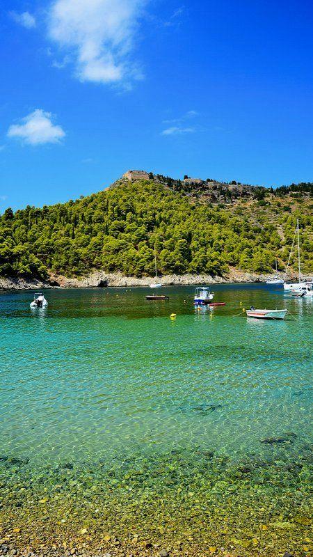 Sami, Kefalonia Island, Greece (by MichelinStar on Flickr)