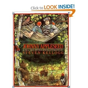 """Johnny Appleseed"" by Steven Kellogg"