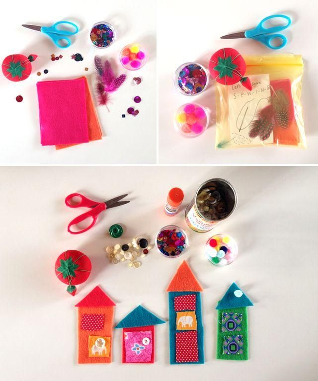 Simple easy and creative after school craft.