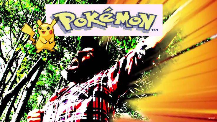 Pokemon Red/Blue/Yellow - Route1 theme Banjo cover
