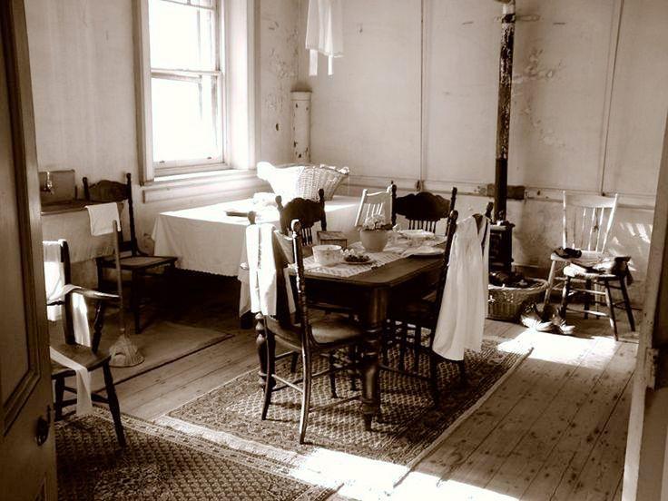 Domestic Kitchen Victorian Home DecorVictorian
