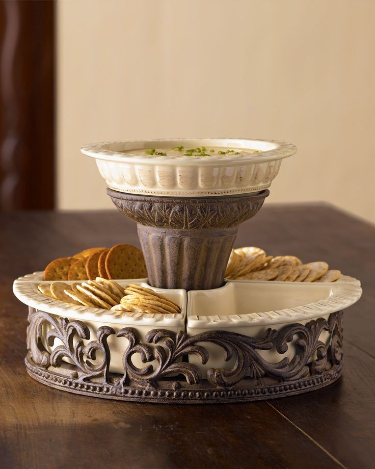 GG Collection Chip & Dip Set - Horchow
