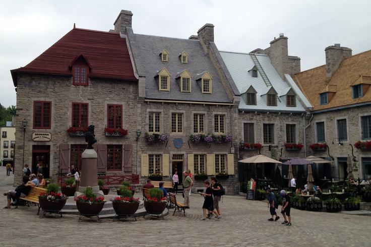 Old Quebec #travel