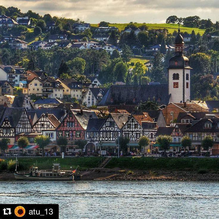 Wow!!! Bad Breisig Thank-you for sharing and tagging travel_2_germany!! @atu_13 --------------------------------------- #Repost @atu_13 with @repostapp.  Bad Breisig --------------------------------------- #travel #travelgram #beautiful #badbreisig #ge
