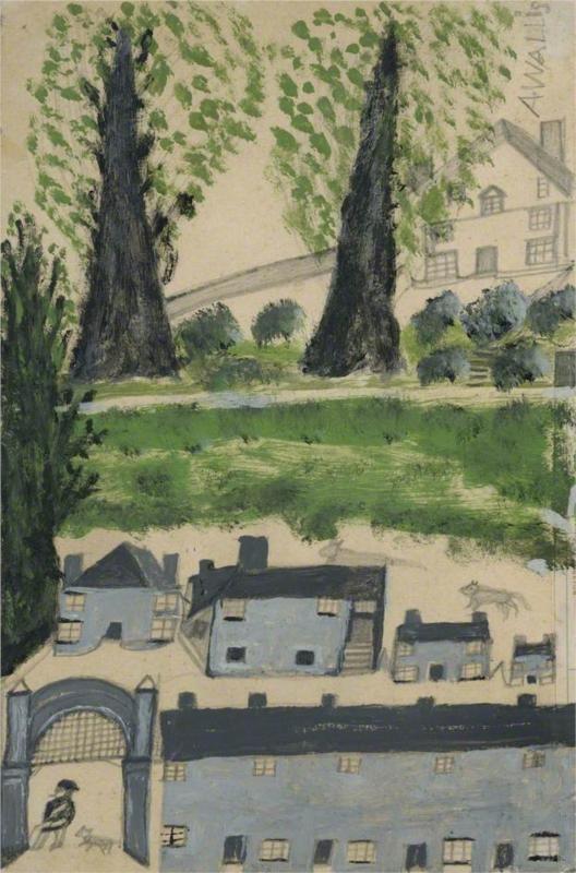 'Gateway' by Alfred Wallis