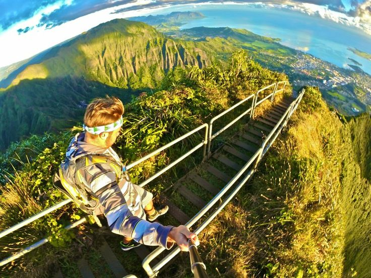 Haiku Stairs - Kaneohe, HI | Yelp descriptions and directions