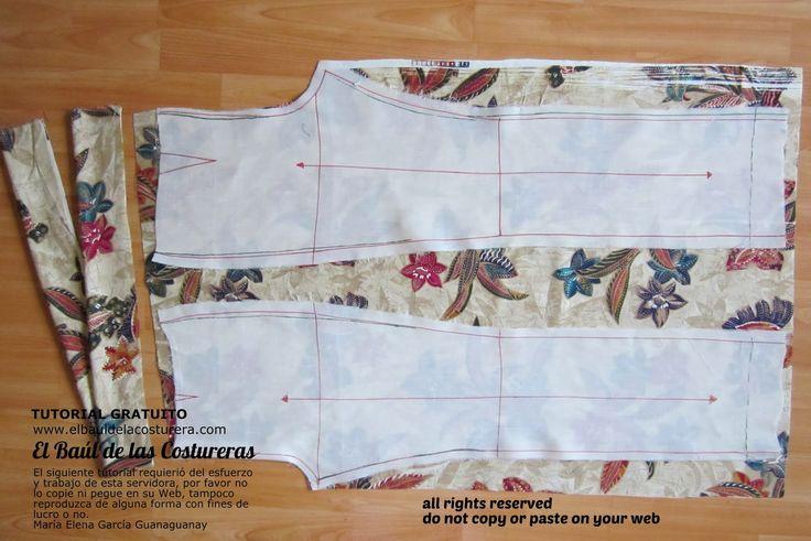 Cómo confeccionar un pantalón ancho para mujer