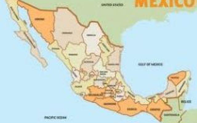 Un viaggio in Messico, lo stato più esteso dell'America centrale #viaggio #messico #guadalupe