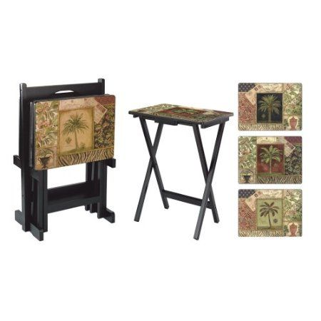 Regal Tradewinds Tv Tray With Stand