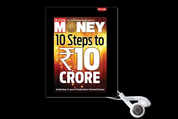Who says you can't make Rs 10 crore? And who says you need to be an expert to get there? By doing simple things right, in just 10 steps Rs 10 crore can be all yours and help you live a life you and others dream of. Know more- http://www.reado.com/Outlook-Money-Magazine-10-Steps-to-10-Crore-audiobook~723431d506460dc2