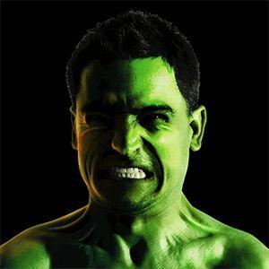 Tutorial de Foto Manipulação no Photoshop: Incrível Hulk