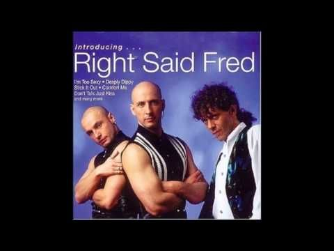 Right Said Fred -  I'm Too Sexy (Audio) 1991