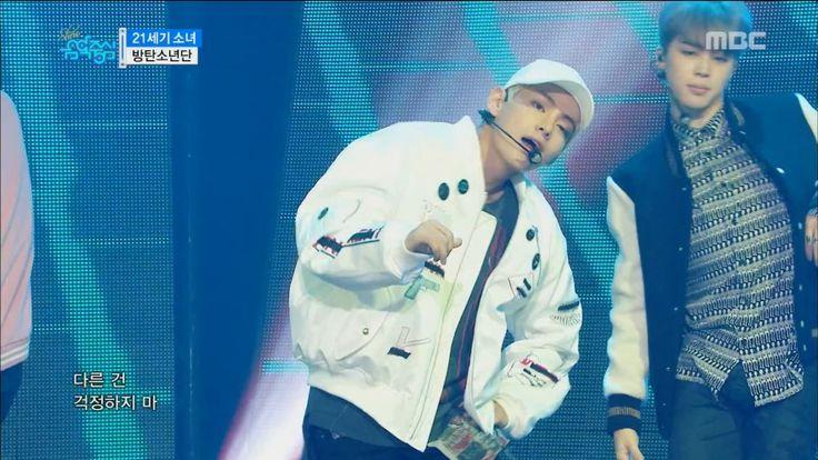 쇼 음악중심 | 방탄소년단 - 21세기 소녀  [쇼! 음악중심] 20161015, 525회