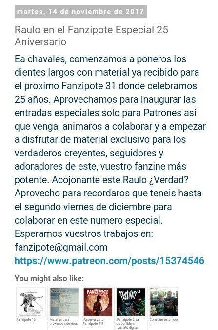 http://fanzipote.blogspot.com.es/2017/11/raulo-en-el-fanzipote-especial-25.html?m=1