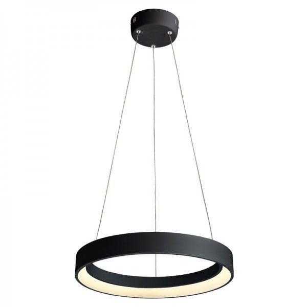 Corpuri de iluminat interior CANDELABRU LED METAL NEGRU MAT LOOP 01-823 REDO.01-823