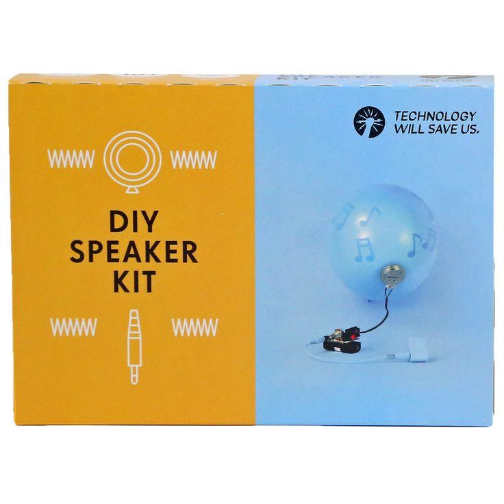 DIY Speaker Kit on AHAlife