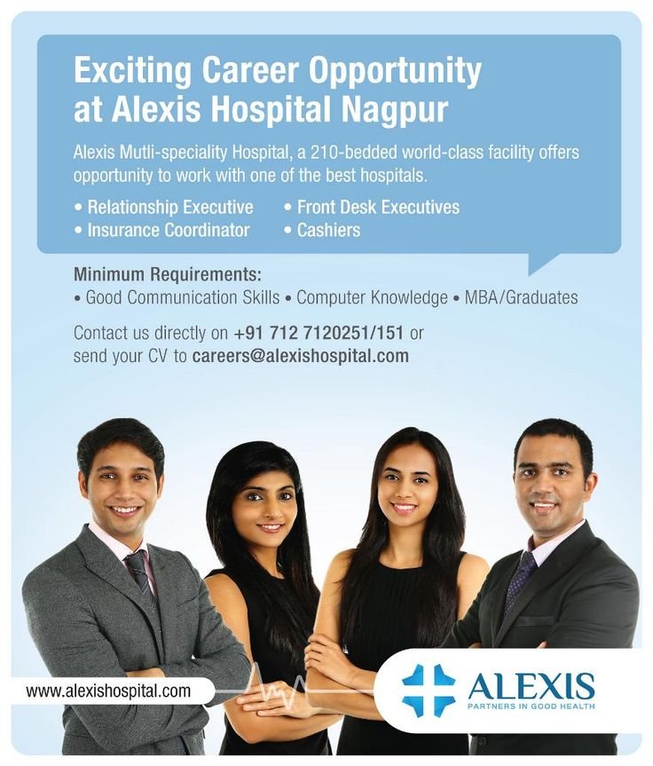 Alexis hospital is one of the best medical center in Nagpur, Maharashtra available to the all sections of the society. We believe in the philosophy of 'cure and care', by maintaining the medical ethics.