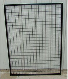 Charming Steel Garden Fencing Panels For Protecting Gardens, Flower Beds And Trees.
