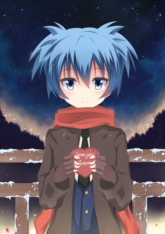 Anime Characters Like Karma : Pixiv id ansatsu kyoushitsu shiota nagisa