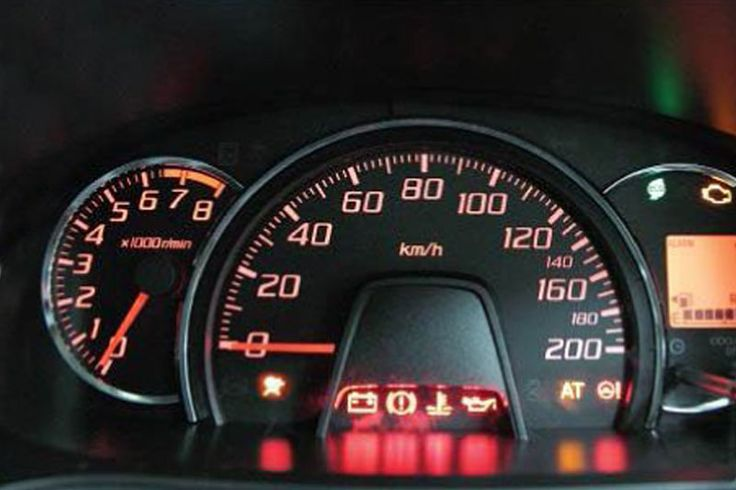 Toyota Agya TRD G - speed meter – Family & Friends - AUTO2000
